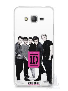 Capa Samsung Gran Prime One Direction #2