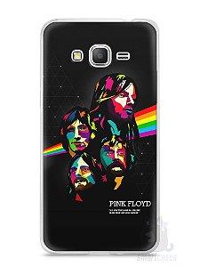 Capa Samsung Gran Prime Pink Floyd #2