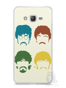 Capa Samsung Gran Prime The Beatles #1