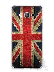 Capa Samsung Gran Prime Bandeira da Inglaterra