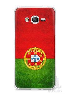 Capa Samsung Gran Prime Bandeira de Portugal
