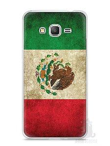 Capa Samsung Gran Prime Bandeira do México