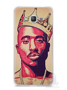 Capa Samsung Gran Prime Tupac Shakur #1