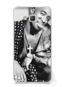 Capa Samsung Gran Prime Tupac Shakur #3