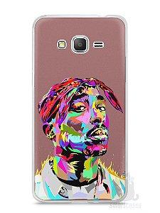 Capa Samsung Gran Prime Tupac Shakur #4
