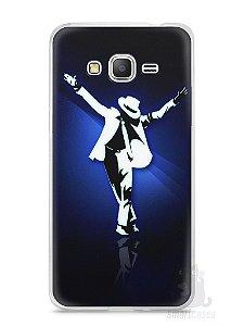 Capa Samsung Gran Prime Michael Jackson #1