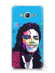 Capa Samsung Gran Prime Michael Jackson #2