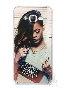 Capa Samsung Gran Prime Rihanna #2