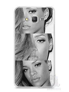 Capa Samsung Gran Prime Rihanna #4