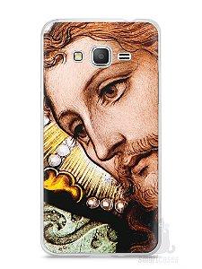 Capa Samsung Gran Prime Jesus #2