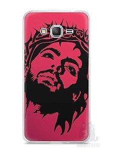 Capa Samsung Gran Prime Jesus #7