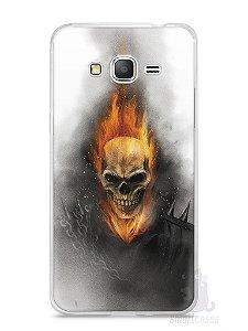 Capa Samsung Gran Prime Motoqueiro Fantasma