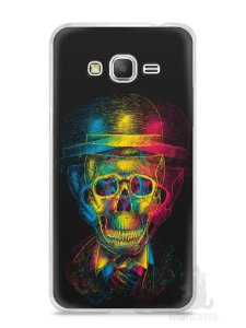 Capa Samsung Gran Prime Caveira #7