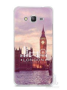 Capa Samsung Gran Prime Londres #1