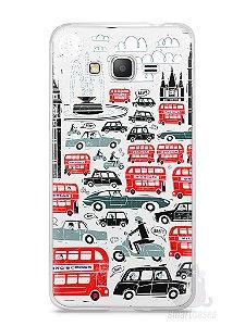 Capa Samsung Gran Prime Londres #2