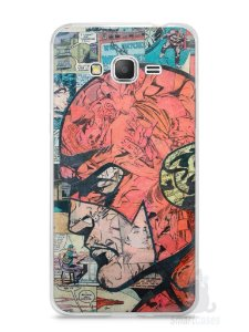Capa Samsung Gran Prime The Flash Comic Books