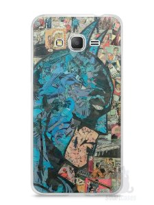 Capa Samsung Gran Prime Batman Comic Books #2