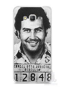 Capa Samsung Gran Prime Pablo Escobar
