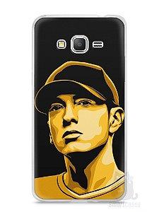 Capa Samsung Gran Prime Eminem #1
