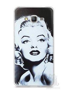 Capa Samsung Gran Prime Marilyn Monroe #4