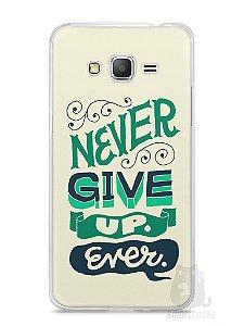 Capa Samsung Gran Prime Frase #2