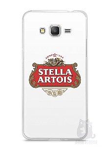 Capa Samsung Gran Prime Cerveja Stella Artois