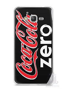 Capa Samsung Gran Prime Coca-Cola Zero