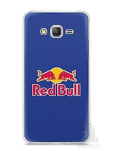 Capa Samsung Gran Prime Red Bull #2