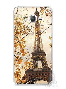 Capa Samsung Gran Prime Torre Eiffel #1