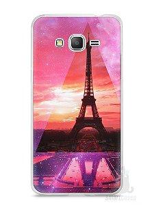 Capa Samsung Gran Prime Torre Eiffel #2