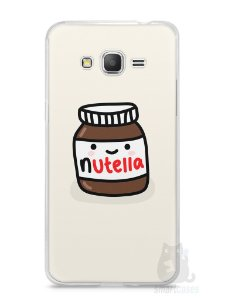 Capa Samsung Gran Prime Nutella #2