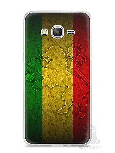Capa Samsung Gran Prime Rasta Weed #1
