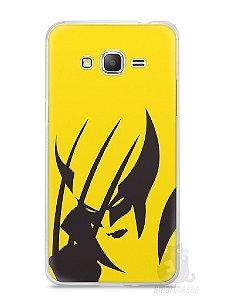 Capa Samsung Gran Prime Wolverine