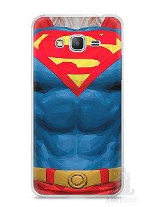 Capa Samsung Gran Prime Super Homem #2