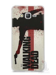 Capa Samsung Gran Prime The Walking Dead #1