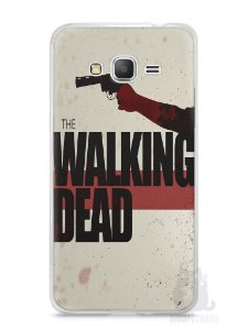 Capa Samsung Gran Prime The Walking Dead #3