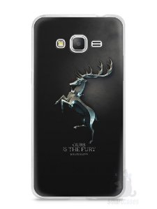 Capa Samsung Gran Prime Game Of Thrones Baratheon