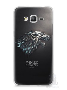 Capa Samsung Gran Prime Game Of Thrones Stark