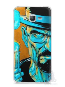 Capa Samsung Gran Prime Breaking Bad #1