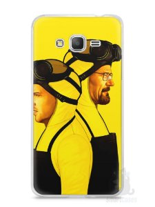 Capa Samsung Gran Prime Breaking Bad #10