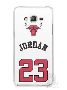 Capa Samsung Gran Prime Michael Jordan 23