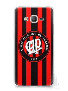 Capa Samsung Gran Prime Time Atlético Paranaense