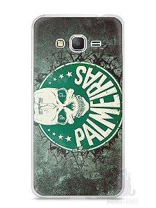 Capa Samsung Gran Prime Time Palmeiras #4