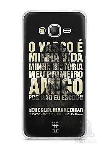 Capa Samsung Gran Prime Time Vasco da Gama #6