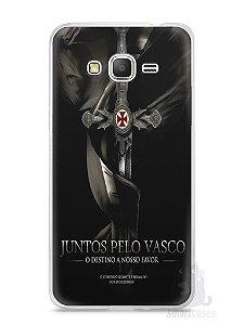 Capa Samsung Gran Prime Time Vasco da Gama #7