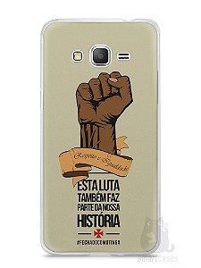 Capa Samsung Gran Prime Time Vasco da Gama #9