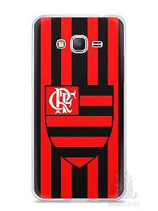 Capa Samsung Gran Prime Time Flamengo #1