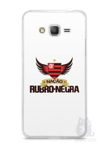 Capa Samsung Gran Prime Time Flamengo #3