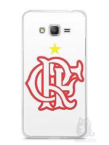 Capa Samsung Gran Prime Time Flamengo #9