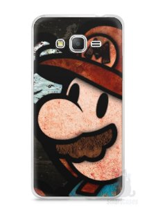 Capa Samsung Gran Prime Super Mario #2